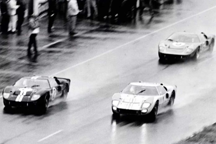 Ford Vs Ferrari | An Epic Rivalry | The Ford GT40 MK II Trio