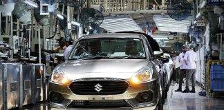 Maruti Suzuki Production Rise
