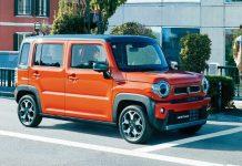 Suzuki Reveals Hustler | The Japanese Kei Car