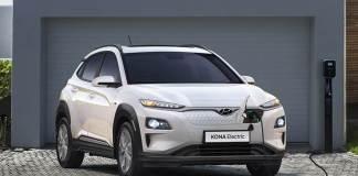 Hyundai Kona To Get V2V Charging Facility