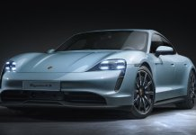 Porsche Taycan Scores 5-Stars In Euro NCAP Rating