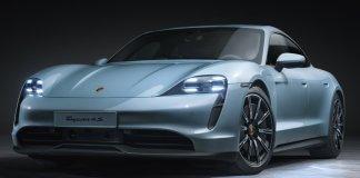 Porsche Taycan Scores 5-Stars In Euro NCAP Rating
