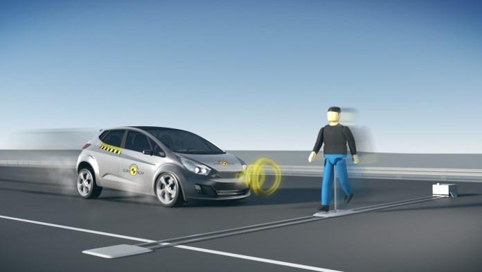 Autonomous Emergency Braking System