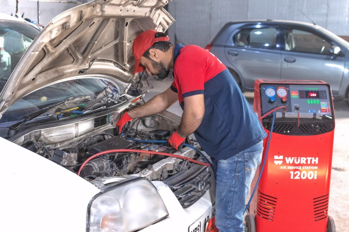 Get your car's AC services regularly