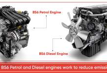 How BS6 Petrol and Diesel engines work to reduce emissions