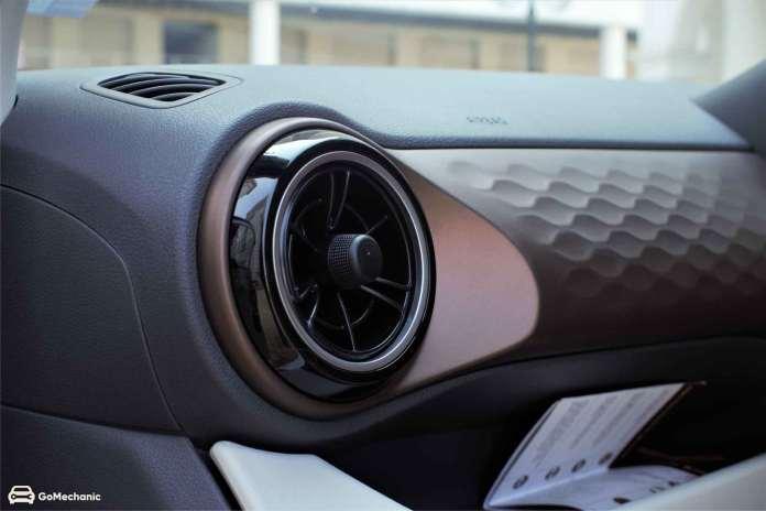Hyundai Aura Air Vent