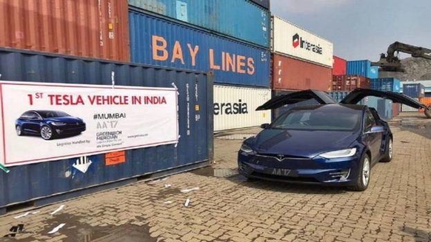 Imported cars attract a high duty in India