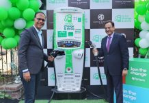 MG Installs DC Fast Chargers ahead of MG ZS EV launch