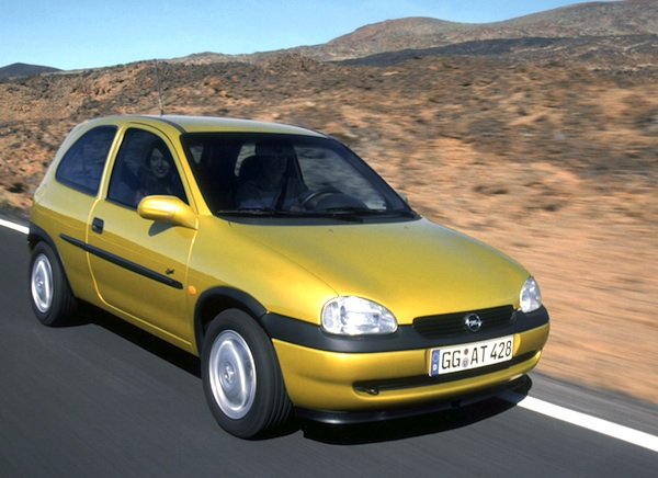 5 Forgotten OPEL Cars in India