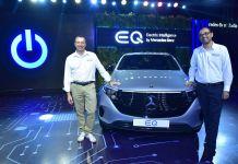 MErcedes EQC SUV Launch| pic credits-EVO india
