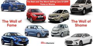 The Best and The Worst Selling Cars Of 2019: Fame or Shame