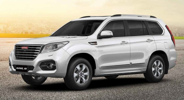 Haval H9 | GWM Cars in India