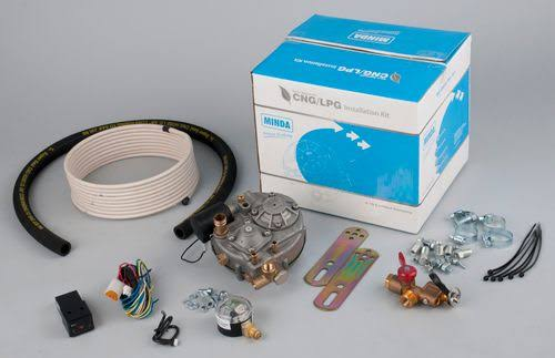 Venturi CNG Kit Setup   Minda