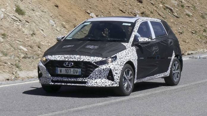 New Gen Hyundai i20 to be launched in India in June 2020 | credits: motor1.com