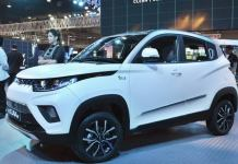 Mahindra eKUV100 To Be The Most Affordable EV In Indian Market