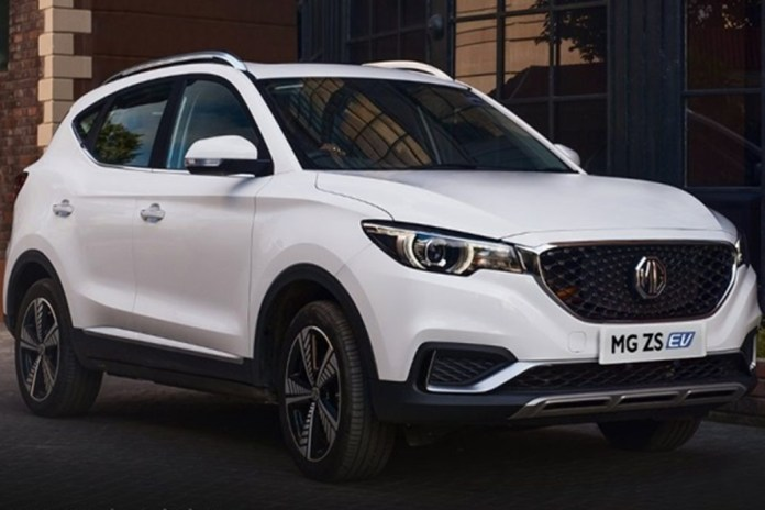 Will the MG ZS EV create the same hype as the Hector? | Credits: Financial Express