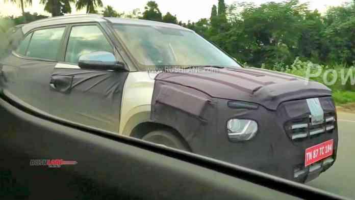 Hyundai Creta Facelift | Credits: Rushlane