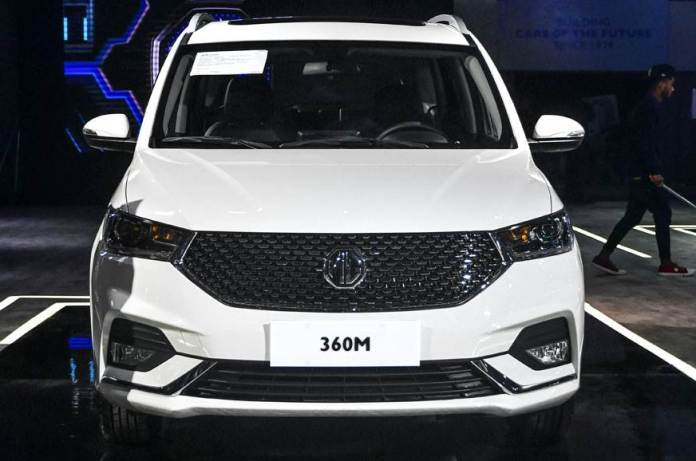 MG 360M | 12 Upcoming Cars Showcased At The Auto Expo 2020