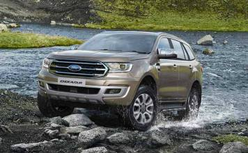 BS6 Ford Endeavour Launched Starting At ₹29.55 Lakh