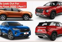 Cars To Look Out For At Auto Expo 2020 (Part 1)