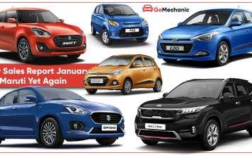 Car Sales Report January 2020: It's Maruti Yet Again