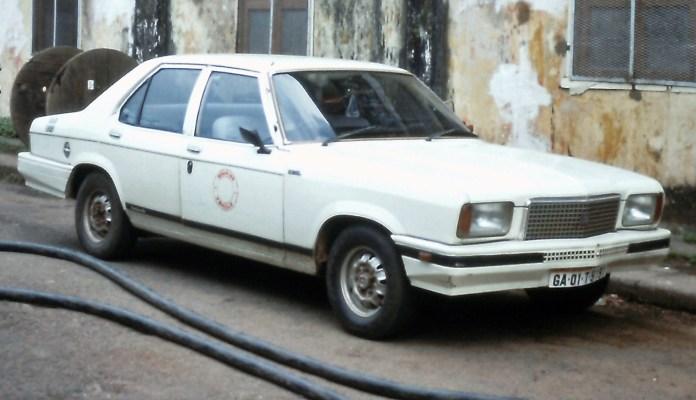 1994 Hindustan Contessa   The Forgotten Luxury Cars In India