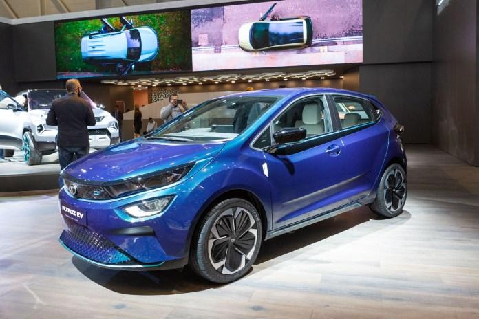 Tata Altroz EV | 12 Upcoming Cars Showcased At The Auto Expo 2020