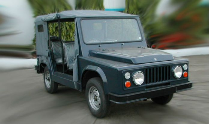 HM Trekker | *UNUSUAL* cars that ever existed