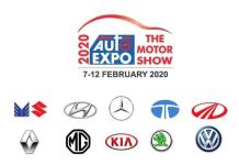 Auto Expo 2020: Where to find the brand you are looking for