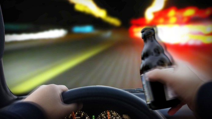 Driving under influence | Bad driving habits