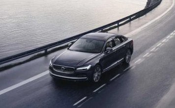 Volvo S90 and V90 facelifts revealed