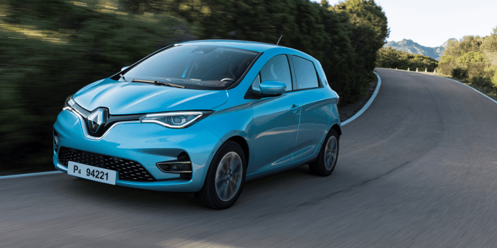 Renault Zoe EV | 12 Upcoming Cars Showcased At The Auto Expo 2020