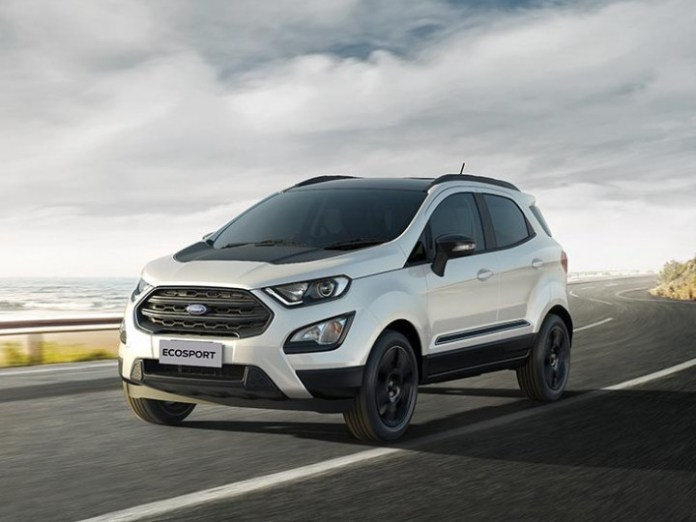 Ford EcoSport BS6 gets FordsPass