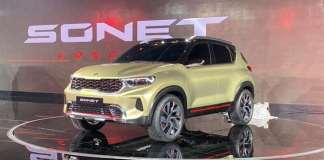Kia Sonet Launch In August 2020