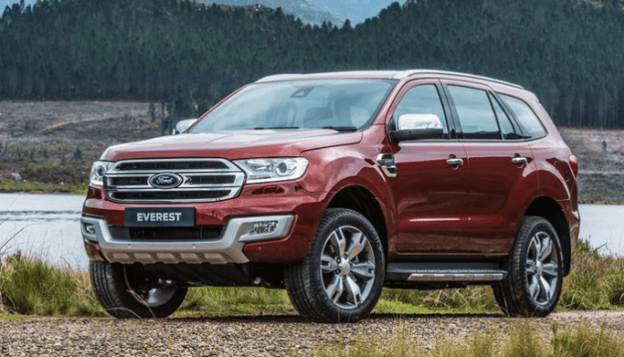 Ford Endeavour 2021