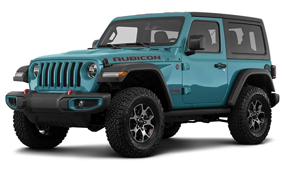 Jeep Wrangler Rubicon Launched In India At Rs 68 94 Lakhs