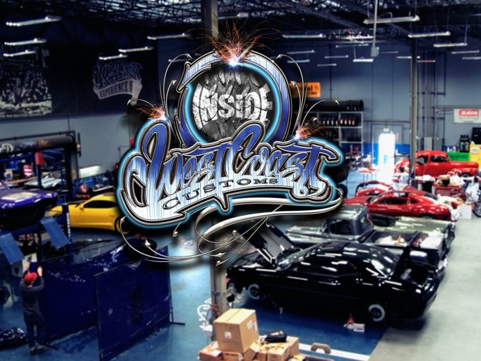 Inside West Coast Customs | Car Shows you can watch