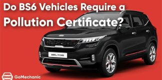 Do BS6 Vehicles Require a Pollution Certificate?