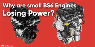 Why are small BS6 Engines Losing Power?