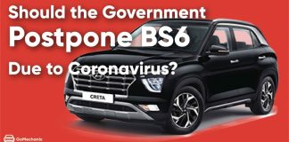 Should the Government Postpone BS6 Due to Coronavirus?