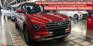 How Coronavirus has adversely affected the global automobile industry