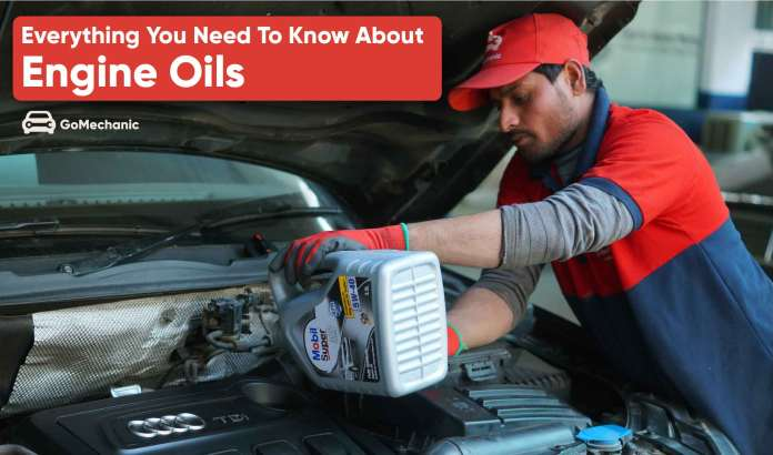 Engine Oil   A Comprehensive Guide   Everything You Need To Know