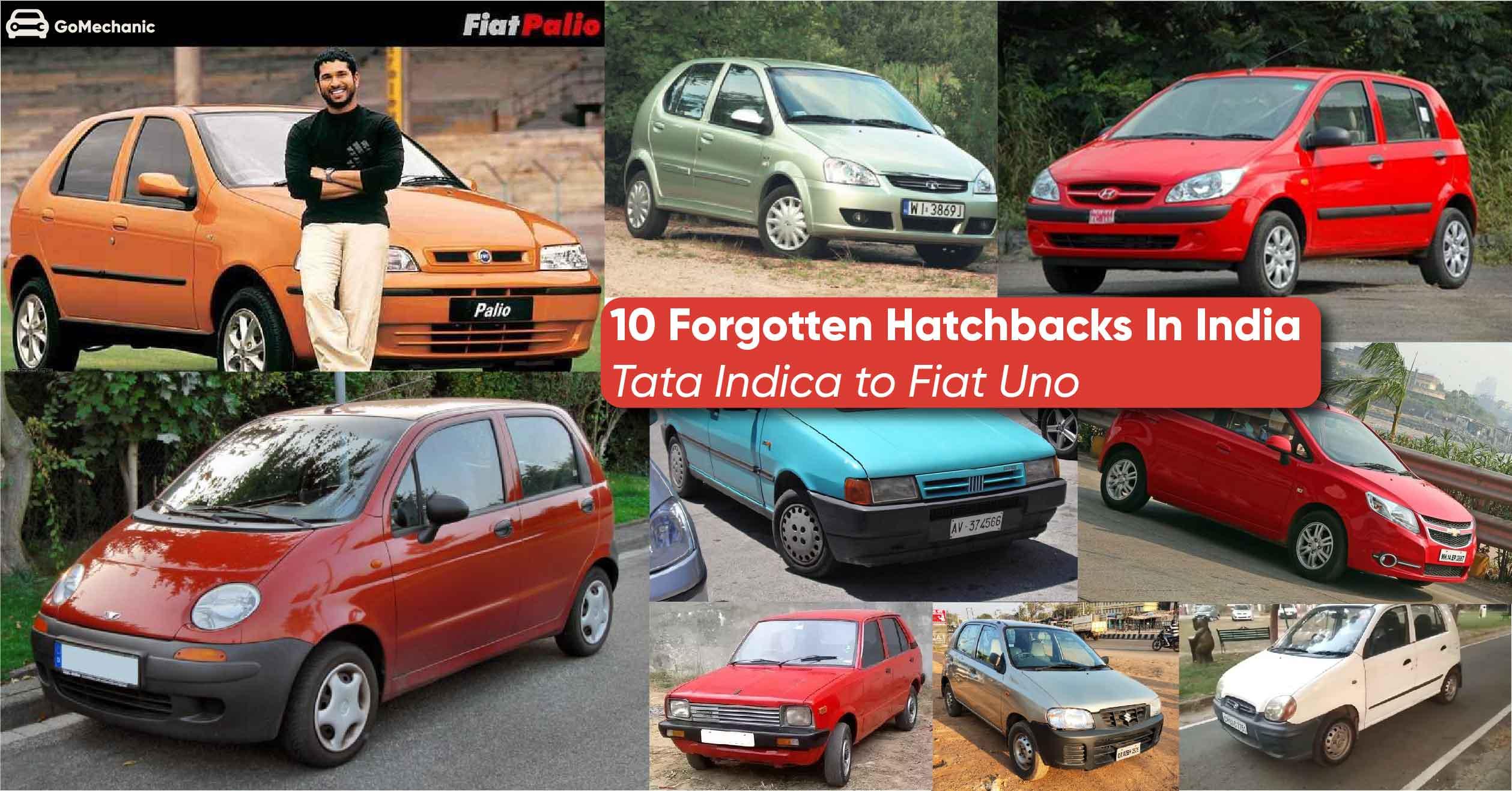 10 Forgotten Hatchbacks In India Tata Indica To Fiat Uno