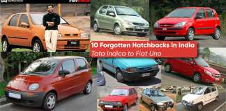 10 Forgotten Hatchbacks In India | Tata Indica to Fiat Uno