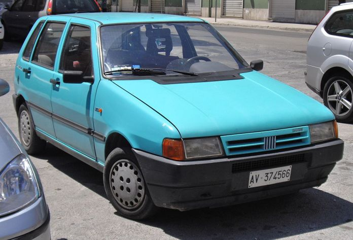 Fiat Uno | Forgotten Hatchbacks In India