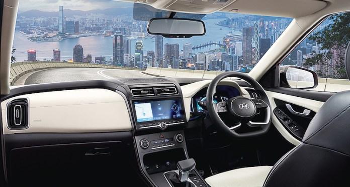 Scoop! Next-Gen Hyundai Creta interior Revealed ahead of its launch
