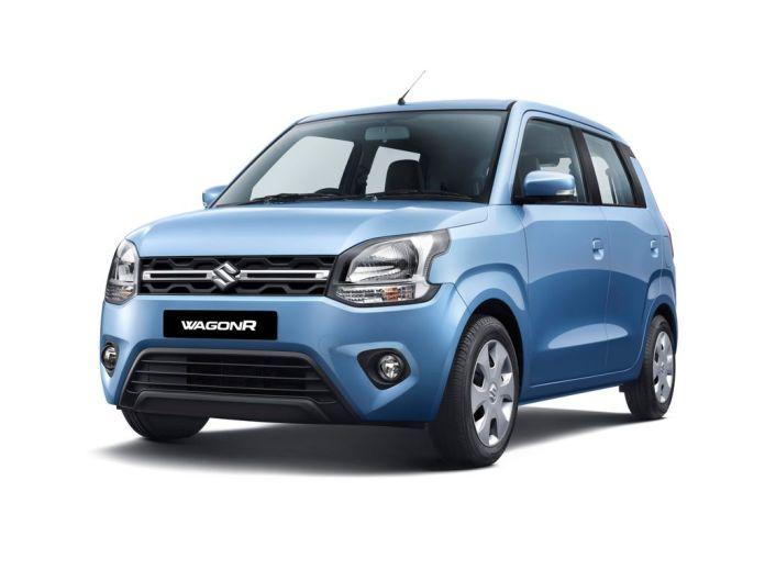 Maruti Suzuki WagonR CNG