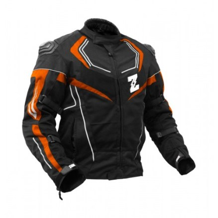 Conventional riding jacket