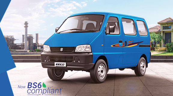 BS6 Maruti Suzuki Eeco S-CNG Launched | Price and Specifications