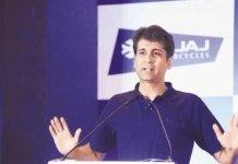 Rajiv Bajaj opposes BS4 deadline extension